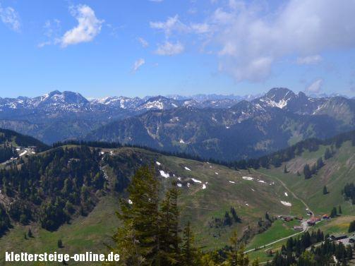 Klettersteig Set Kopen : Bayerische voralpen