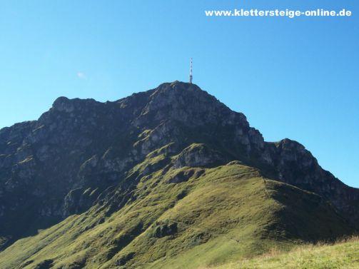 Klettersteig Kitzbüheler Horn : Klettersteige am kitzbüheler horn in st johann tirol