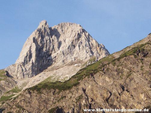 Klettersteig Lamsenspitze : Lamsenspitze