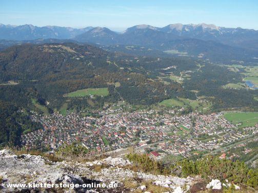 Klettersteig Mittenwald : Klettersteig mittenwalder tour