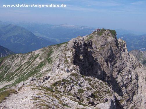 Klettersteig Nebelhorn : Nebelhorn