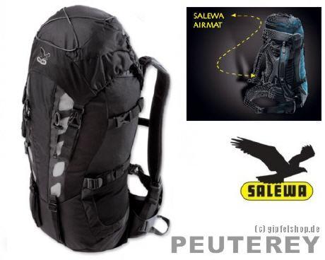 Klettersteigset Haltbarkeit : Rucksack